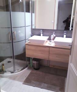 chambre 15m2 dans appartement F3 - Saint-Étienne - Daire