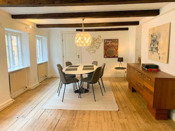 Prime location in central Copenhagen - 82 m2