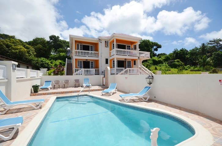 1 Bedroom  Vacation Villas On The Southcoast - Oistins - Villa