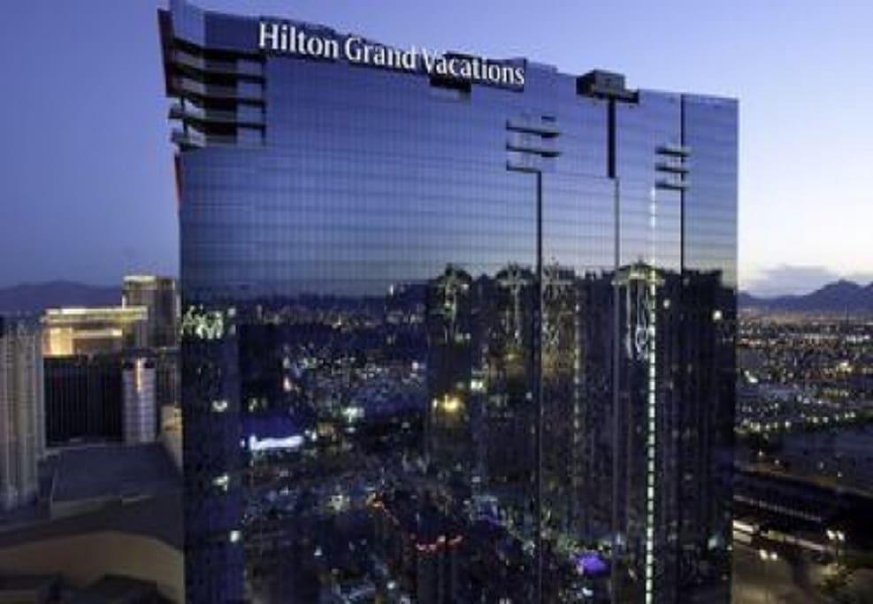 Elara Hilton Grand Vacations Club One Br Las Vegas