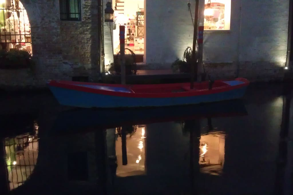 Treviso by night