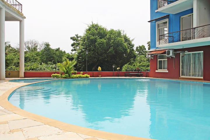 Beautiful 2BHK - Goa done right! - Verla Canca - Apartamento
