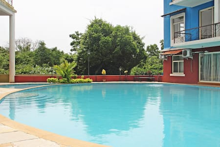 Beautiful 2BHK - Goa done right! - Verla Canca - Lejlighed