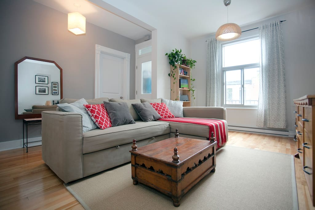 Cosy room plateau mont royal appartements louer - Appartement meuble plateau mont royal ...