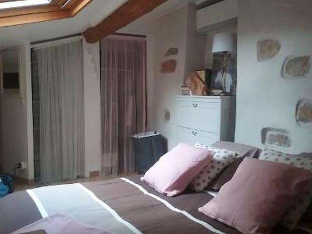 T2 type loft cosy