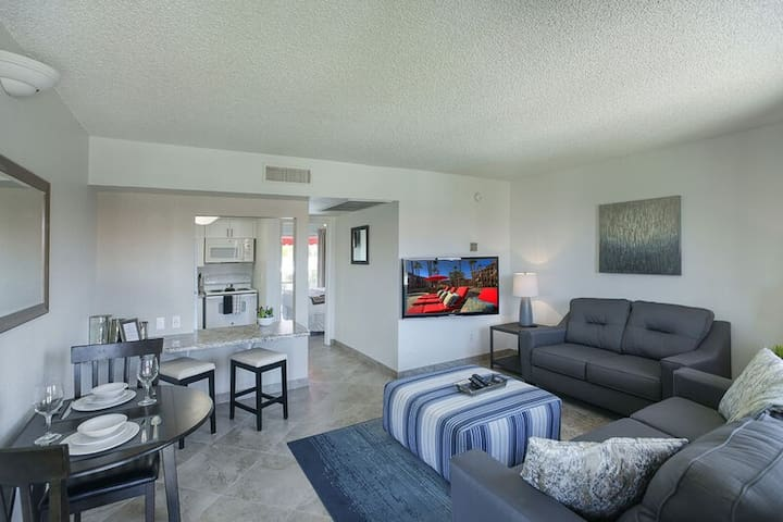 Suite 211- Beautifully Renovated- Your home away from home! With all the extras!