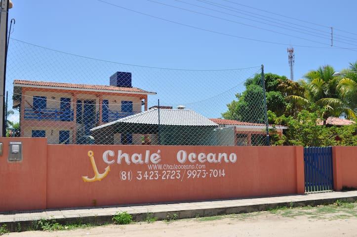 Chalé Oceano 04 ( Serrambi )