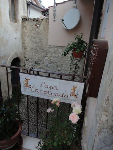 Casa Carolinda - Introdacqua - Talo