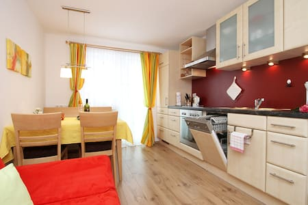 Gemütliches Appartement für Zwei - Leogang - Lägenhet