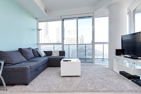 Modern 1 Bedroom Downtown Condo