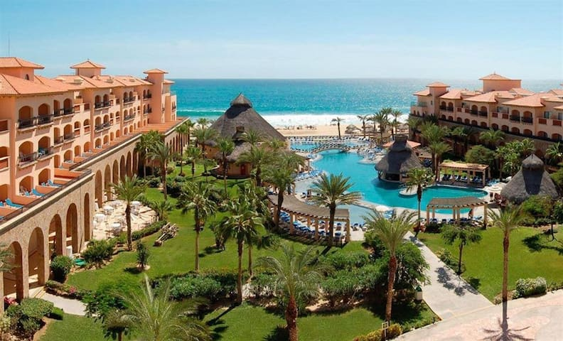Royal Solaris Resort Los Cabos Studio Sleeps 6 - Cabo San Lucas - Apartamento