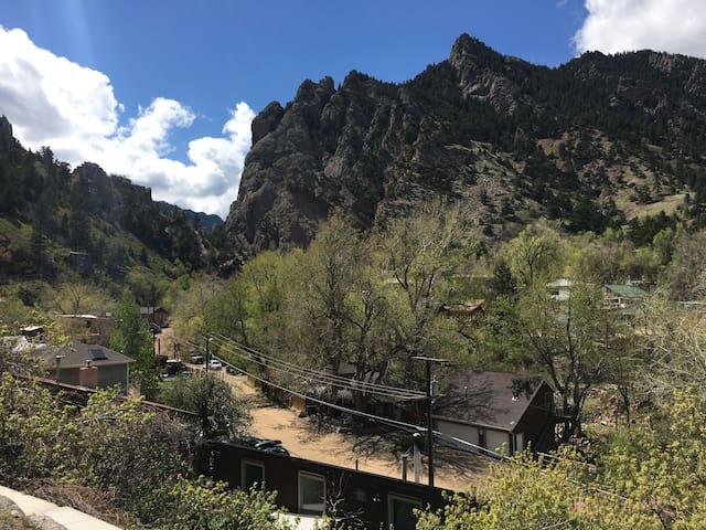 Creekside Studio in Eldorado Springs - Eldorado Springs - Apartamento