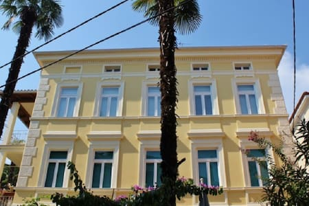 FULLY EQUIPPED single room in heart of OPATIJA - Abbazia