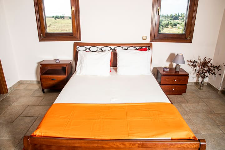 G&F Exotic villa,Room 3