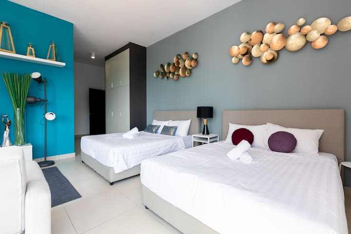 Master Suite@Midhill Genting Highlands(Free Wi-Fi)