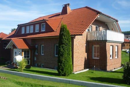 Ferienwohnung Naturblick - Uslar - Apartament