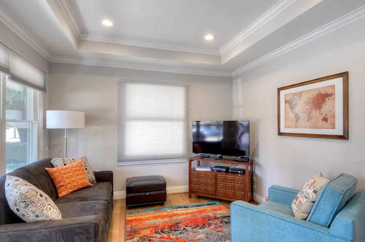 """Immaculate Executive Cottage"" - Sunnyvale - Hus"
