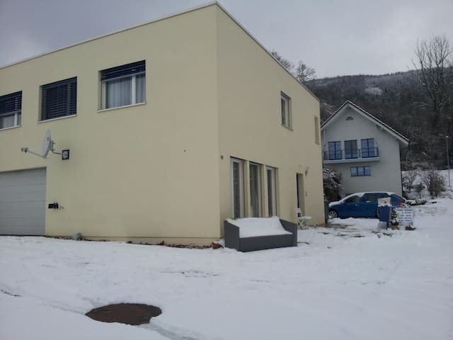 Bed + Breakfast Oberbuchsiten 2 Per - Oberbuchsiten - Bed & Breakfast