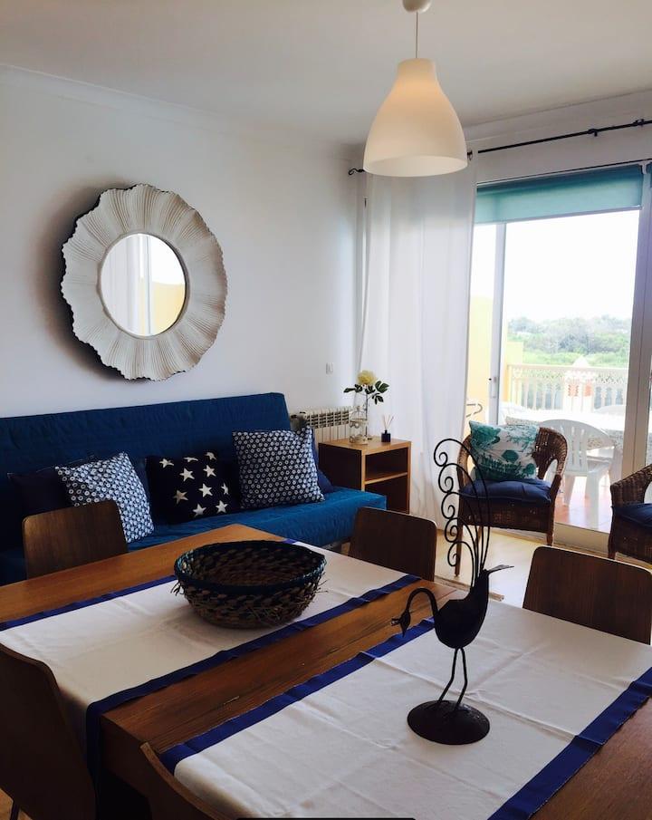 Charmy Apartment with Swimming pool  - Santa Cruz