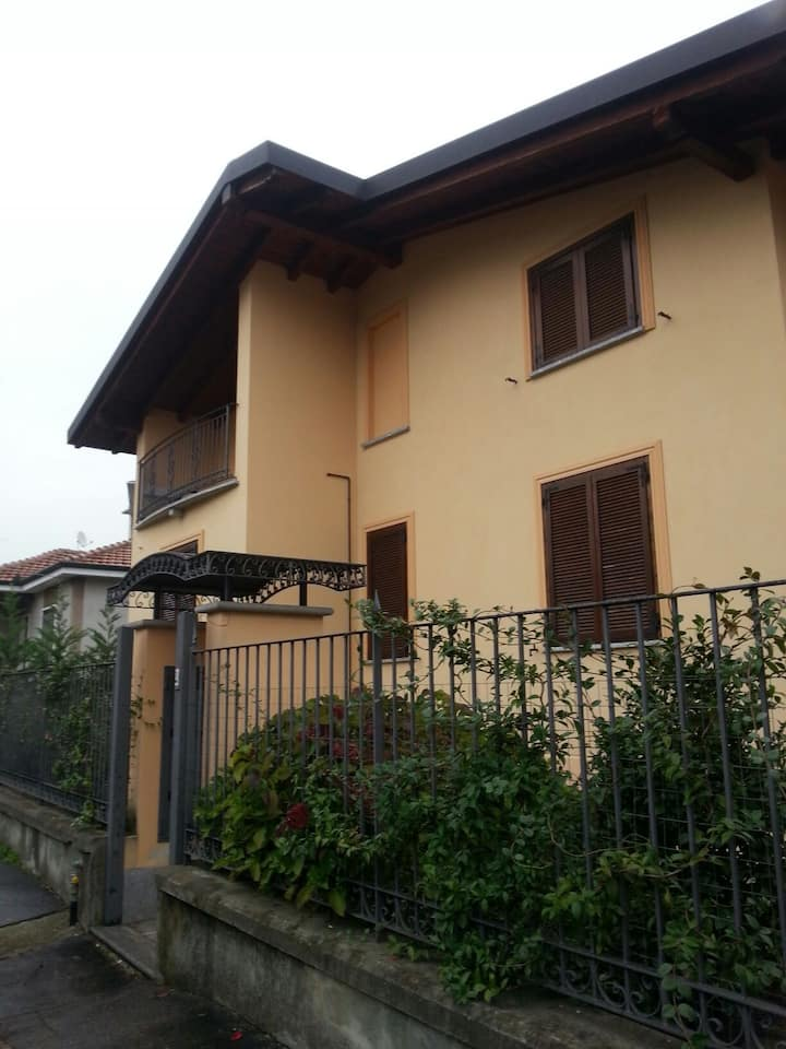 Appartamento in villa tra Milano e Malpensa
