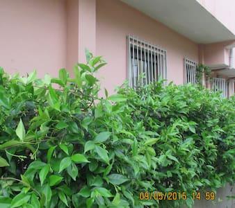 Appartamento con terrazzo e cortile - Tronca - Apartment