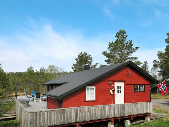 Holiday home in MOISUND for 6 persons