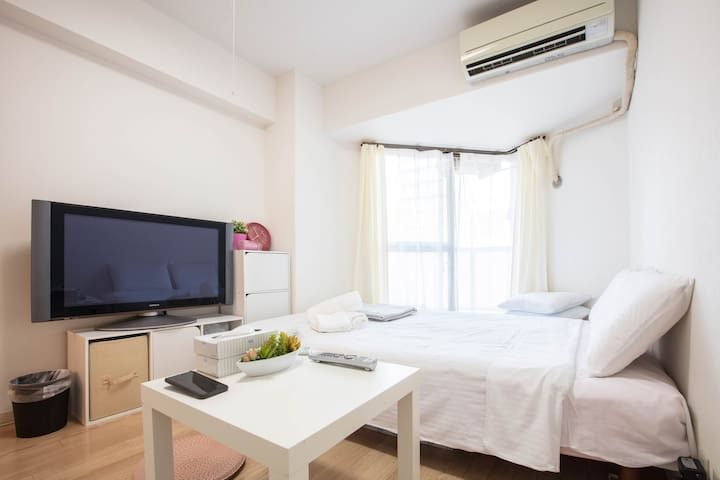 Cozy Studio for 2 Near UENO AKIHABARA with WIFI - Taitō-ku - Apartment