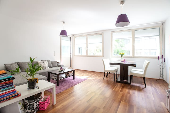 Top located, quiet and cosy flat - Vienna - Pis