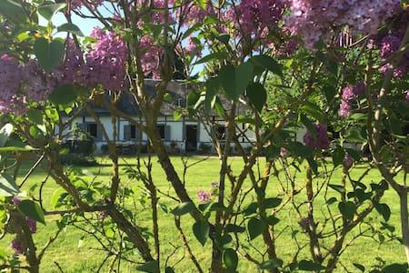 Maison de charme en Normandie - Ronchois - Huis