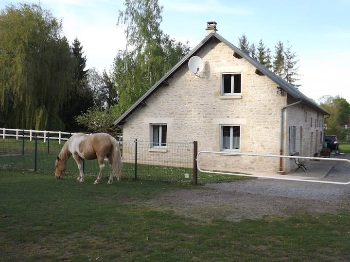 Gîte du Provent - Aisne -Sud de Laon - 6 personnes