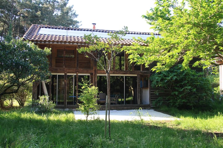 Ancienne grange aménagée - Lit-et-Mixe - Casa