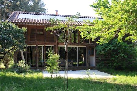 Ancienne grange aménagée - Lit-et-Mixe