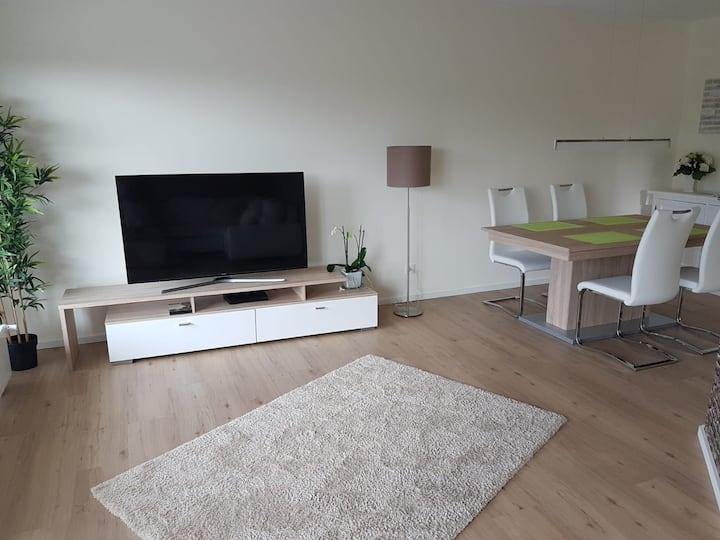 Wohnung im Herzen Bad Nauheims mit Wohlfühlfaktor