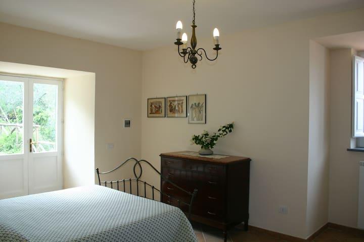 Agribio farm-house on Amalfi cost -Studio