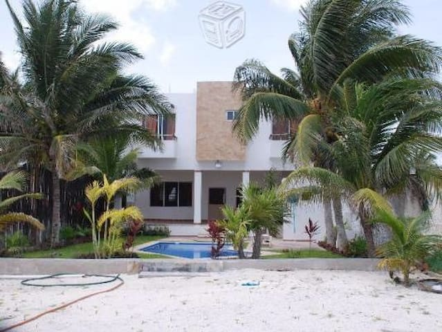 Casa en la playa con vista al mar - San Crisanto - Haus