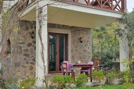 A Bodrum dream in nature - Garden