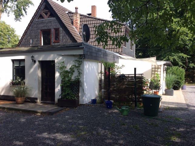 Schönes Gästehaus am Waldrand