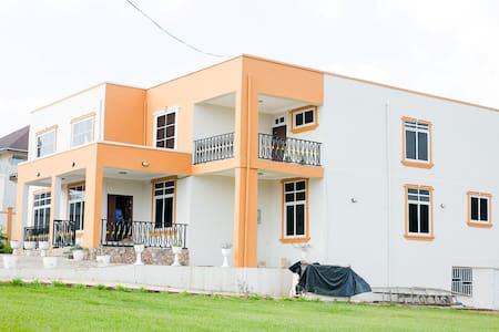 Affordable Modern architectural house-KSI (Room 4)