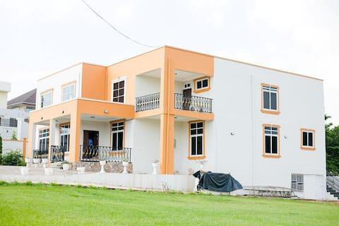 Affordable Modern architectural house-KSI (Room 5)