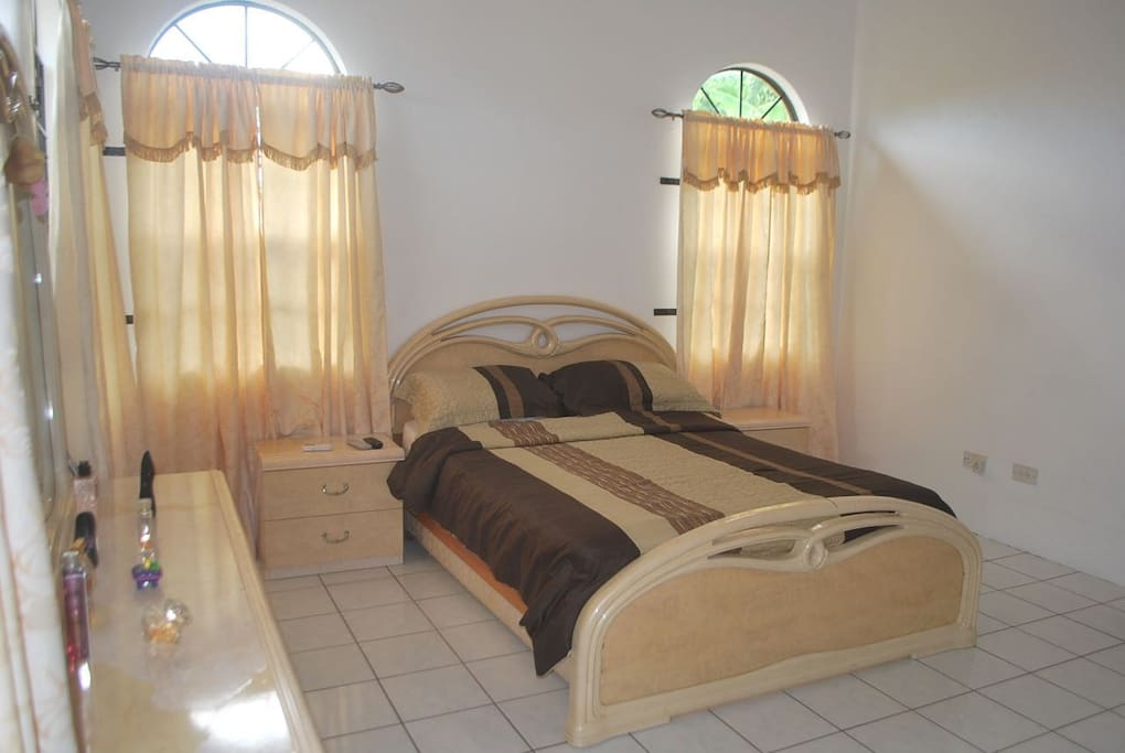Comfort for a King and Queen