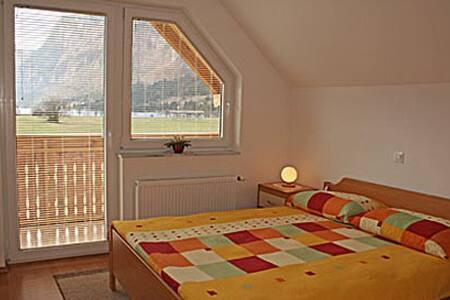 Apartments Kovacic (4 persons) - Stara Fužina - Apartemen
