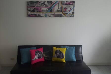 Acogedora habitación en ubicación céntrica - Pozos - Lägenhet