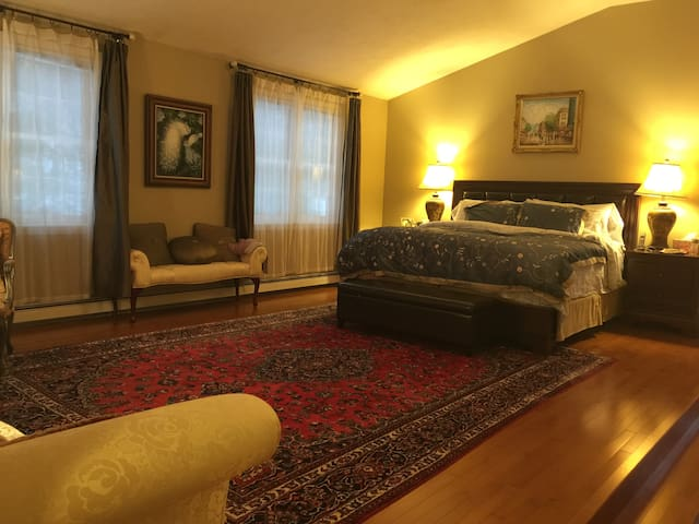 Garden One bed room for Business Traveler - Milpitas - Maison