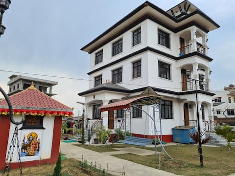 A lovely home in the heart of the city, Lumbini
