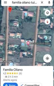 """Recanto Rodrigues """"renove-se com o ar do campo"""""""
