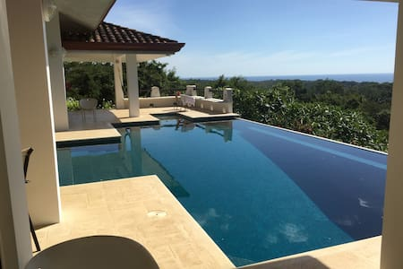 Casa del Sol. Private. Spectacular. - San Juanillo - House
