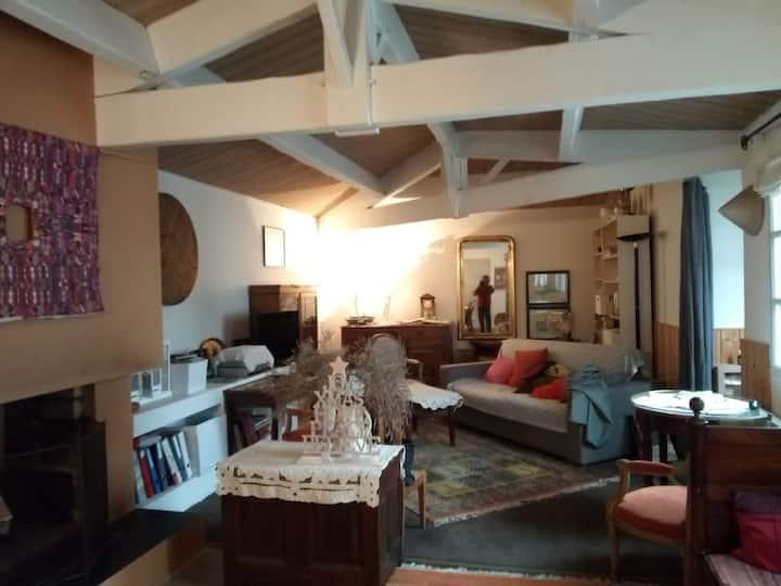 Chambre  privée dans une maison de pêcheur