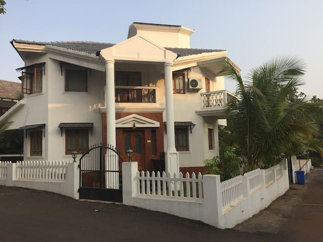 Luxurious, Authentic, Relaxing Goan experience! - Mapusa - Casa
