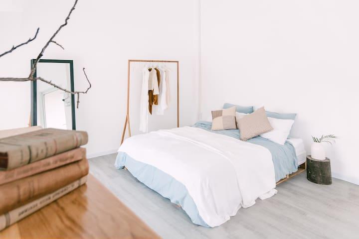 Art Studio Rooftop Penthouse Concept Living Style