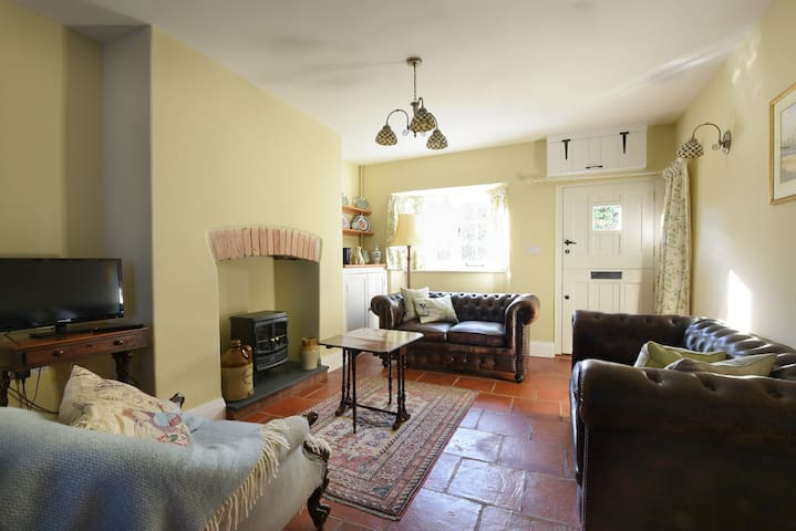 Beautiful cottage in the heart of Dunster - Dunster - House
